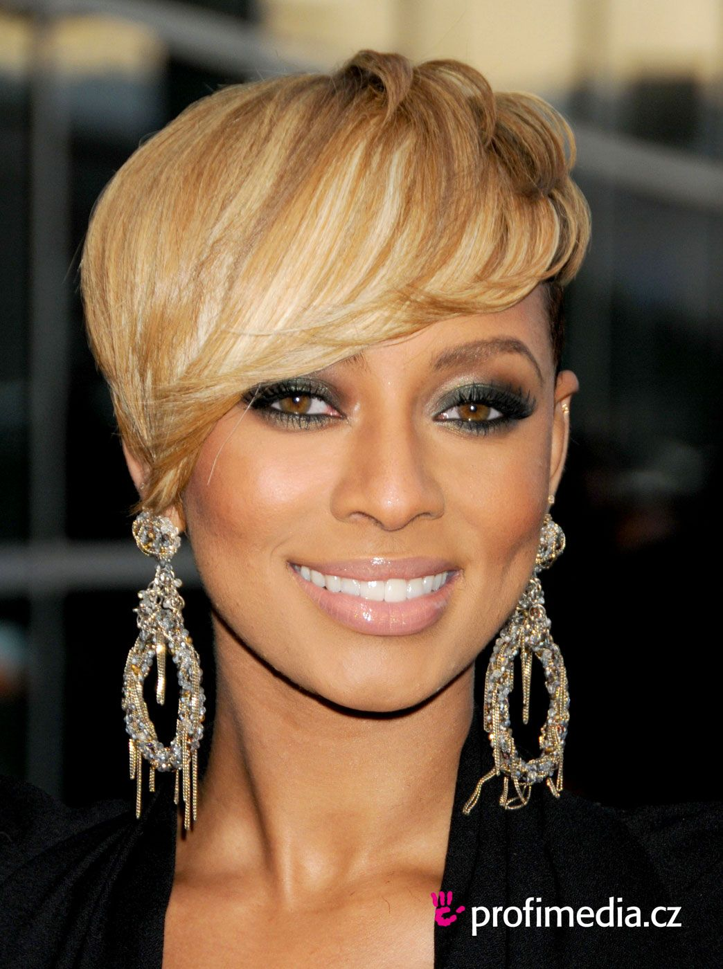 Brilliant 1000 Images About Keri Hilson Love Her On Pinterest Short Short Hairstyles For Black Women Fulllsitofus