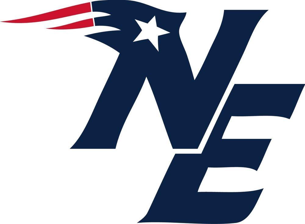New England Patriots Logo Window Wall Decal Vinyl Car Sticker Any