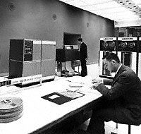 IBM had an 81 2-percent share of the computer market in 1961