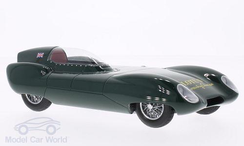 Lotus Eleven Rekordwagen, RHD, Coventry Climax, Monza 1956