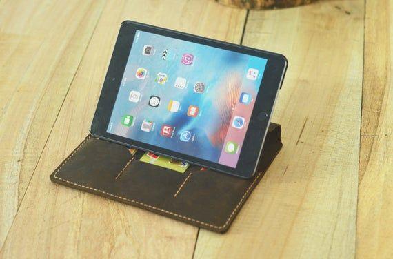 IPad mini Leather Stands CoverApple iPad mini 5 Leather Folio | Etsy