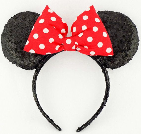 Minnie+Mouse+Ears+Halloween+Costume++Red+Polkadot+by+JuicyBows & Minnie+Mouse+Ears+Halloween+Costume++Red+Polkadot+by+JuicyBows ...