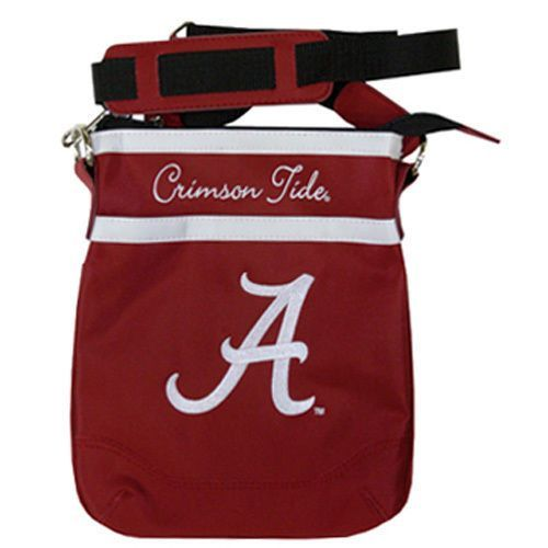 Alabama Crimson Tide Hipster Purse Handbag NCAA National Champions Roll Tide NEW