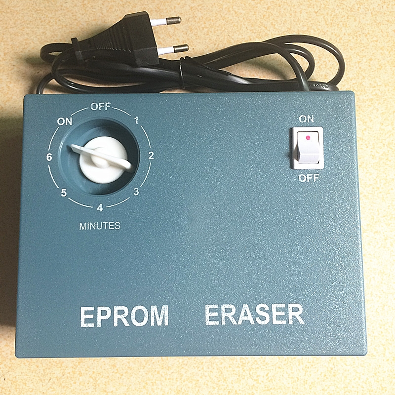 19.34$  Buy now - UV Eprom Eraser Erase Ultraviolet Light Erasable Timer semiconductor wafer (IC) erase radiation, small items disinfection   #magazine