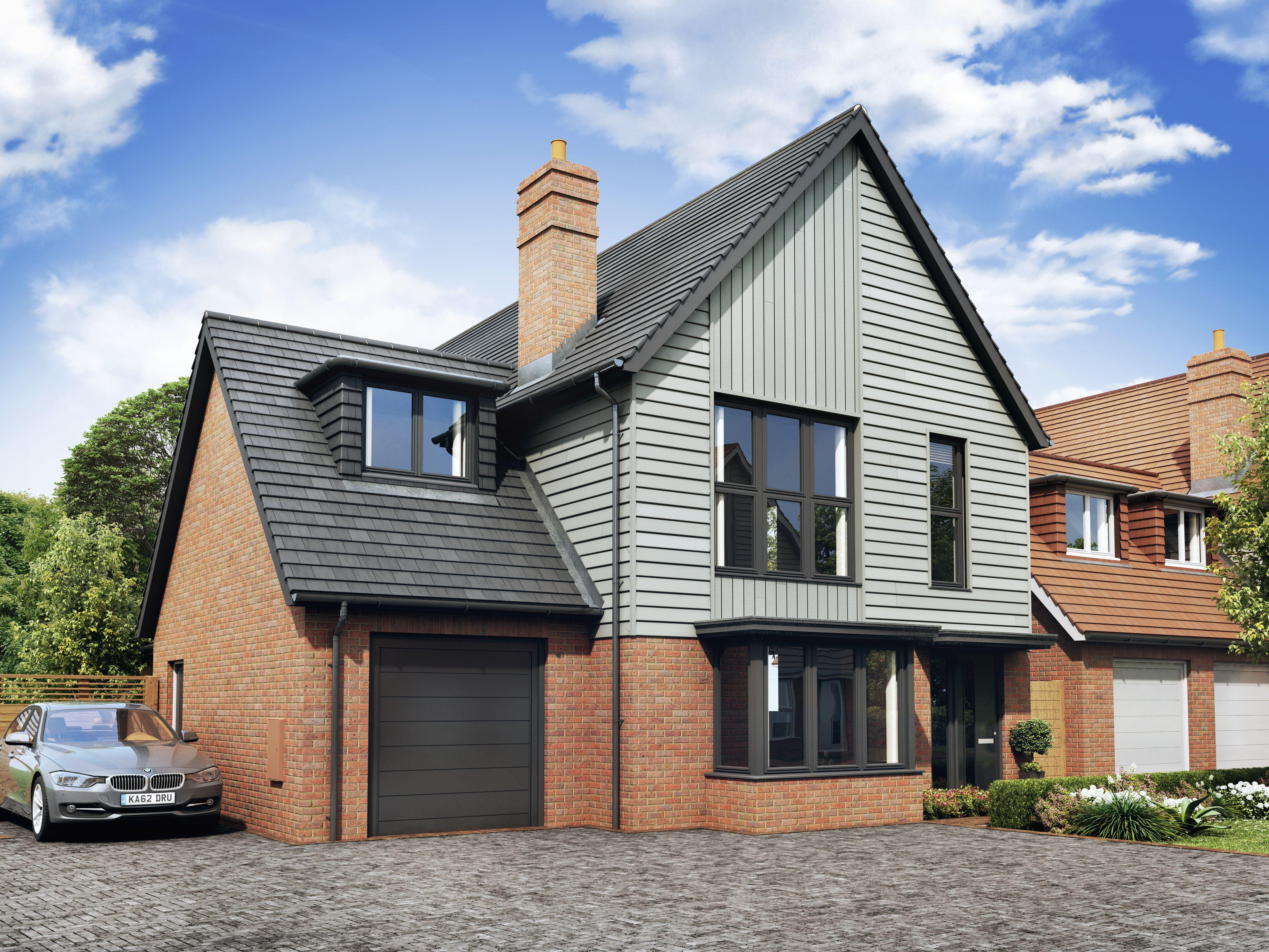 The Cambridge home at Terlingham Rise, Hawkinge near