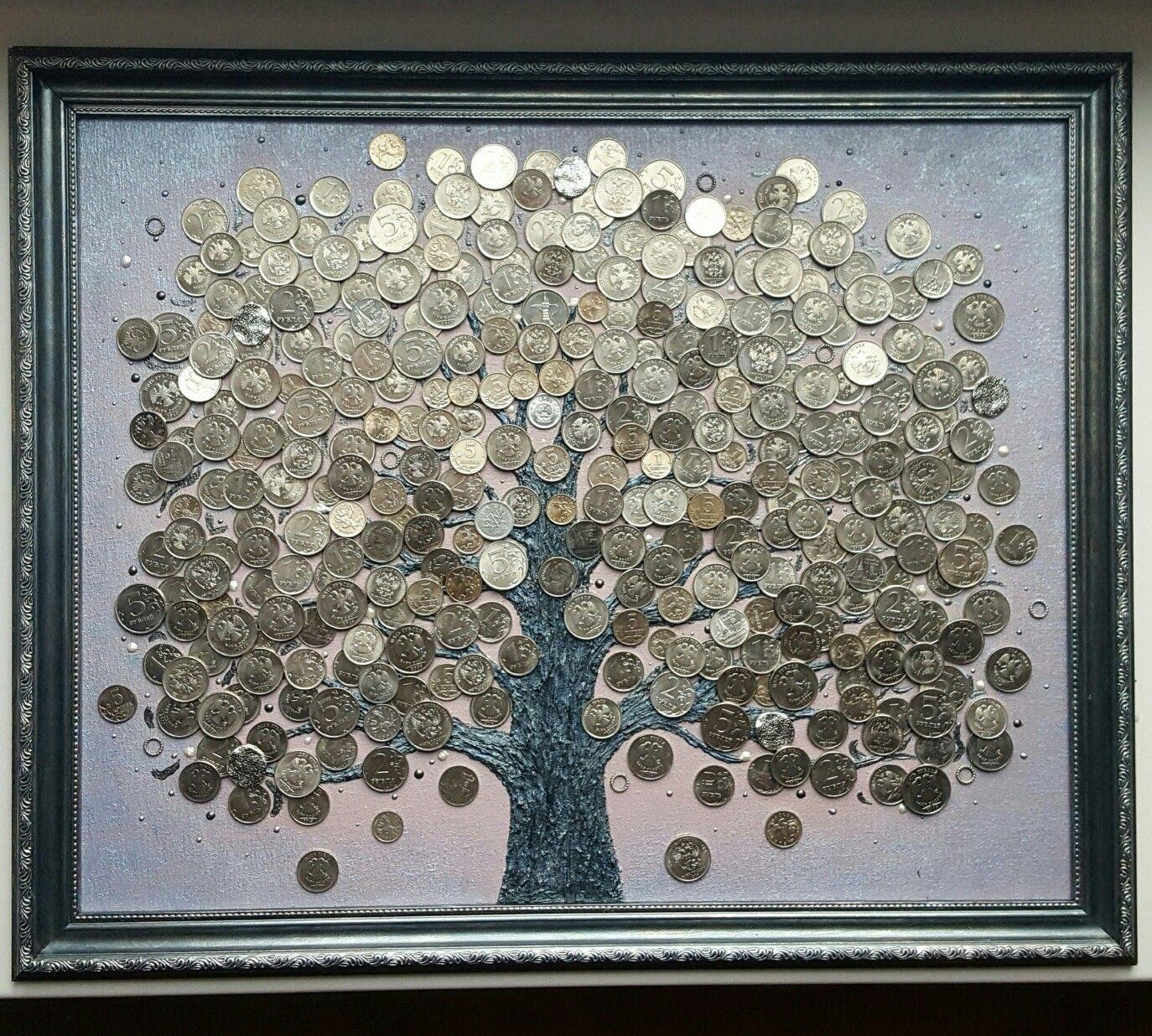 Картина своими руками для удачи и богатства