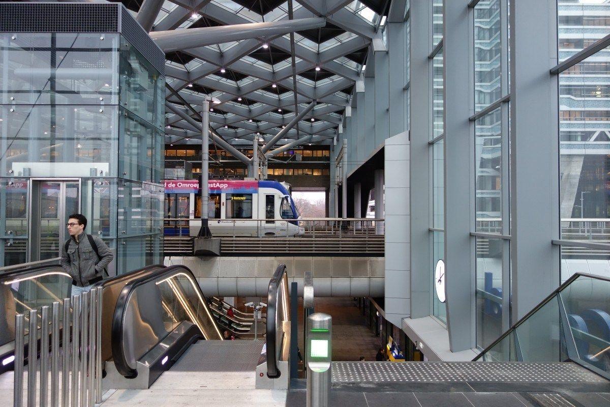 001 Randstadrail Tramstyle Station3 Light Rail Tramways En 2019
