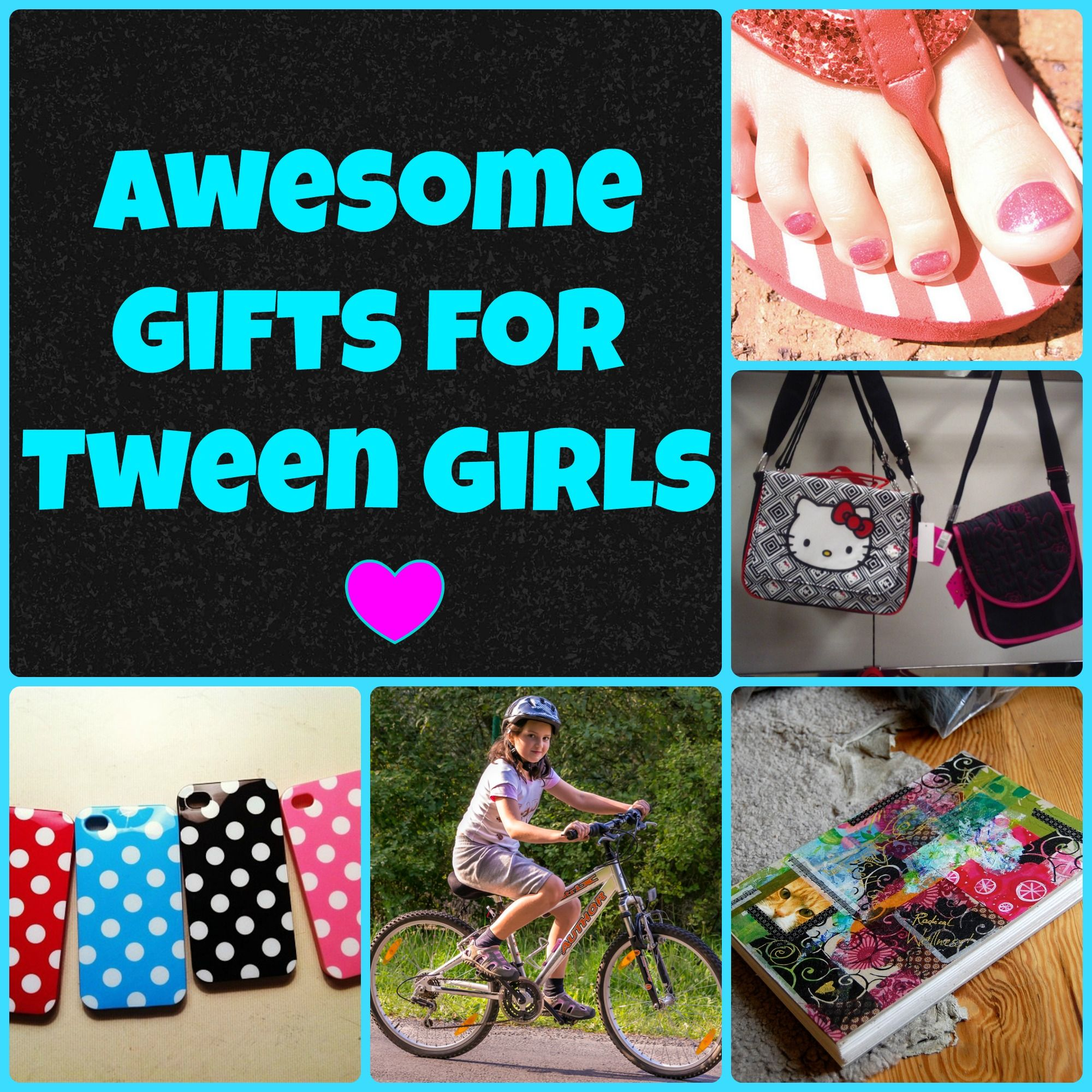 Gifts for Tween Girls (Ages 10 - 12) | Tween gifts, Tween girl gifts, Diy crafts for girls