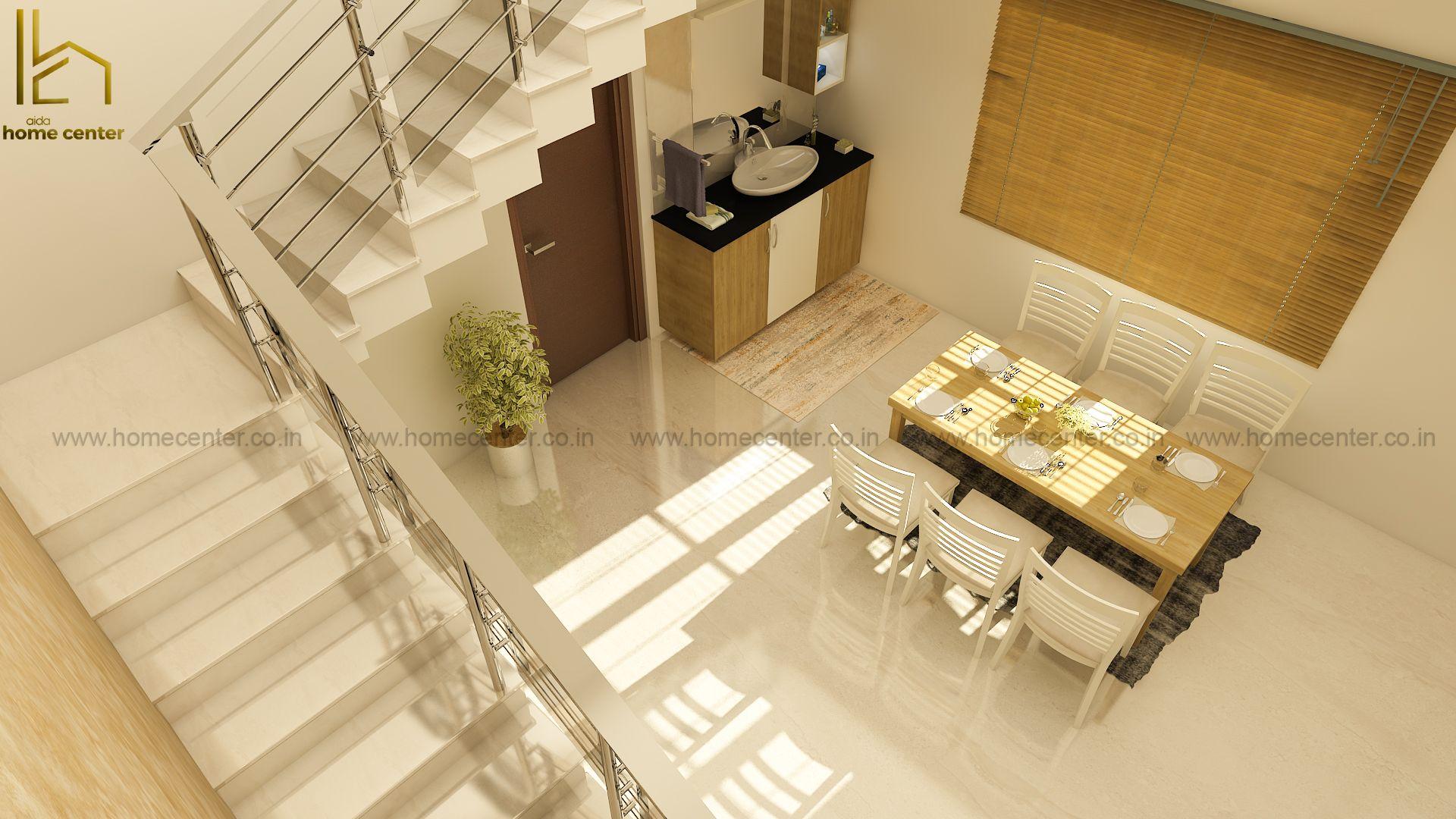 Home Center Provides 100 Customized Modular Kitchen Interiors