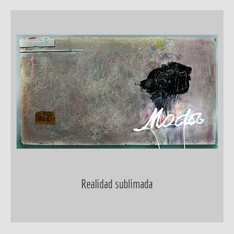 REALIDAD SUBLIMADA. YENY CASANUEVA Y ALEJANDRO GONZÁLEZ. PROYECTO PROCESUAL ART.