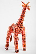 Inflatable Giraffe - Urban Outfitters