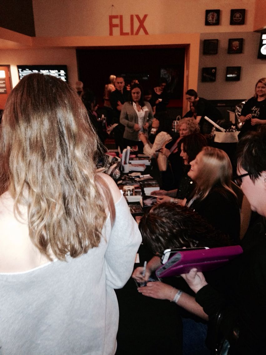 Austin Books to Screen Fifty Shades of Grey premiere party author signing