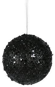 Black Christmas Balls.Black Christmas Ornaments Black Ornaments Christmas Balls Black