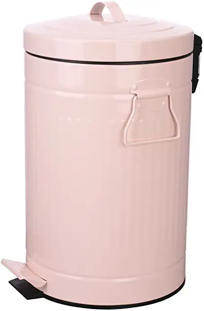 Amazon Com Pink Kitchen Trash Cans Trash Recycling Compost
