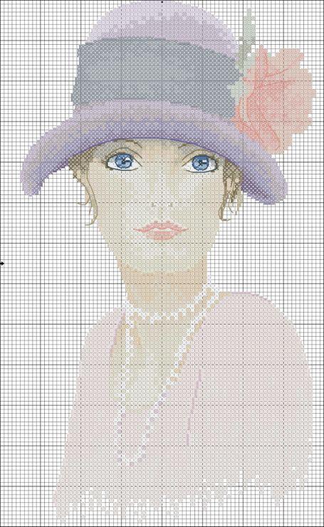 Gallery.ru / Фото #83 - 2 - Fleur55555   sombreros   Pinterest ...