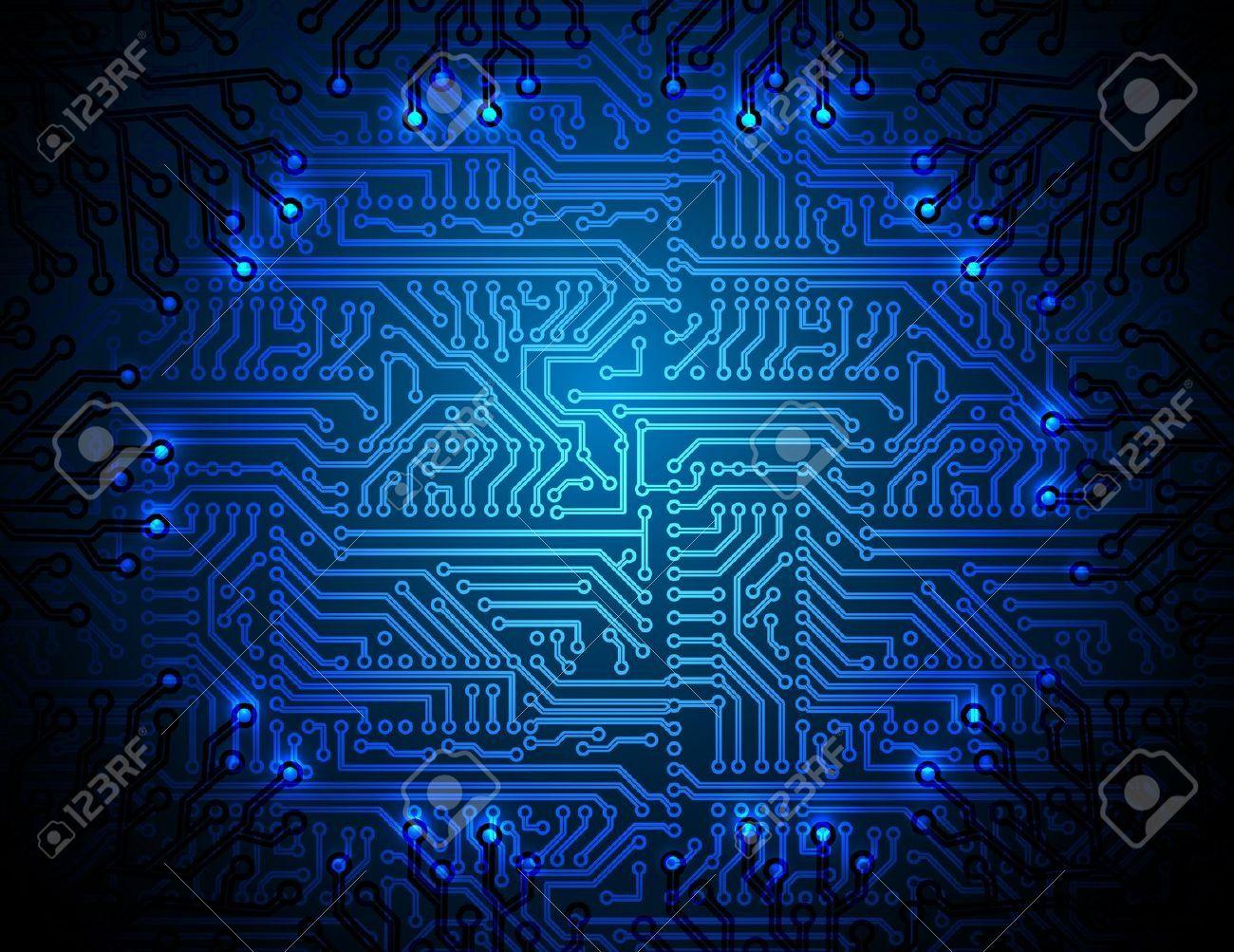 Circuit board background | Circuit Art & Architecture | Pinterest ...