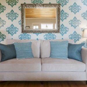 Plantillas decorativas para pintar y decorar paredes como Plantillas decorativas ikea