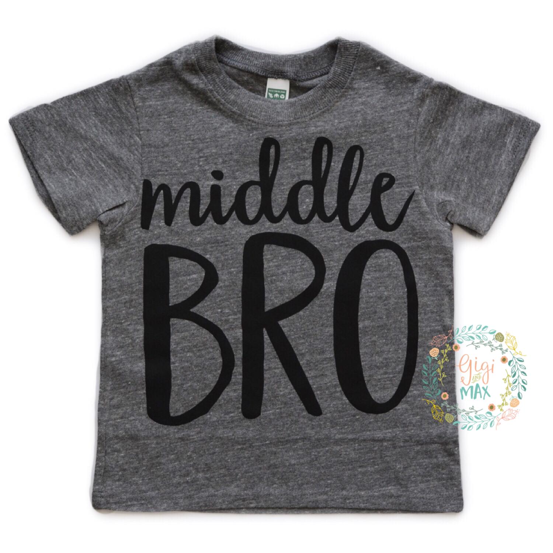 Middle Bro Tee