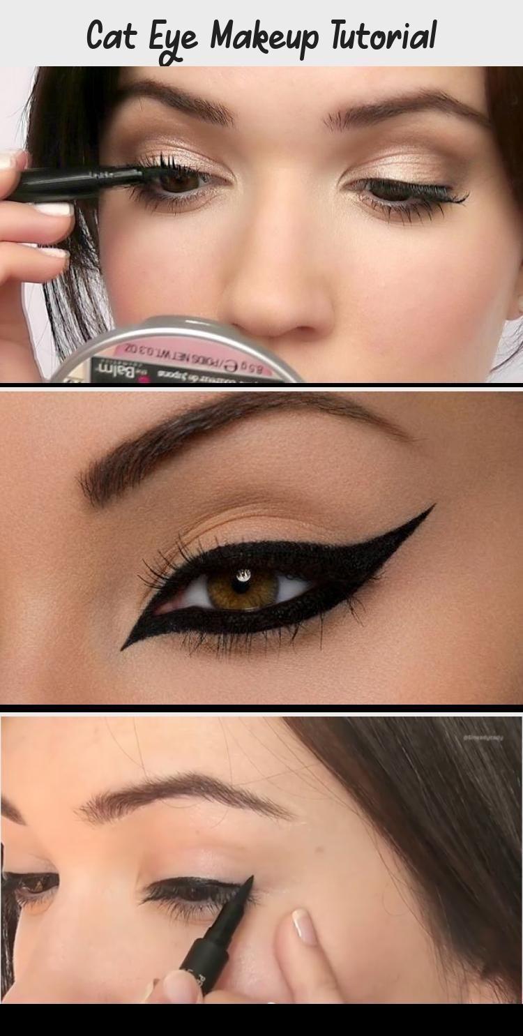 Cat Eye Makeup Tutorial - Best Makeup