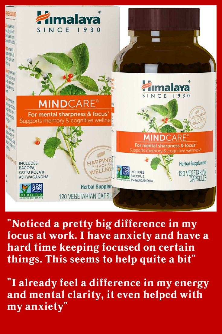 MindCare supports memory, focus and logic Helps with