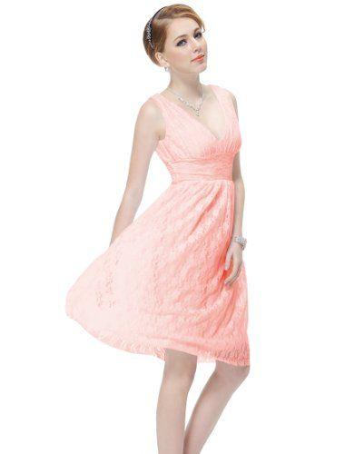 Lace HE03410PK14, Pink, 12US, Ever Pretty Sexy Bridesmaid Summer Dresses 03410 Ever-Pretty http://www.amazon.com/dp/B00BVWE49Y/ref=cm_sw_r_pi_dp_54gOtb04Y8DD77VZ