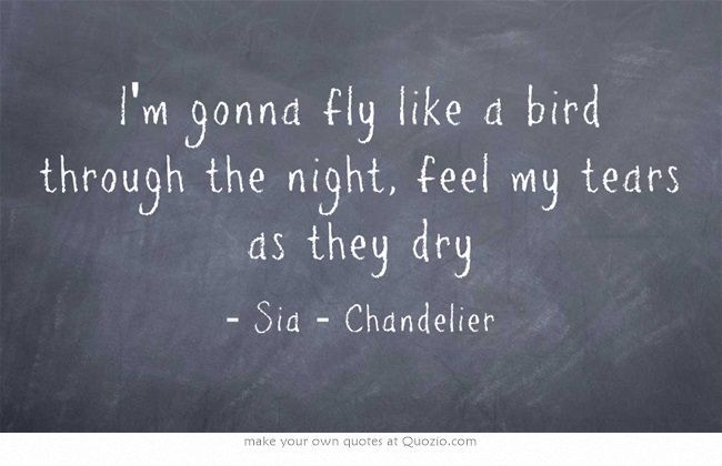 sia lyric | - S I A & M a d d i e ♡ - | Pinterest | Sia lyrics ...