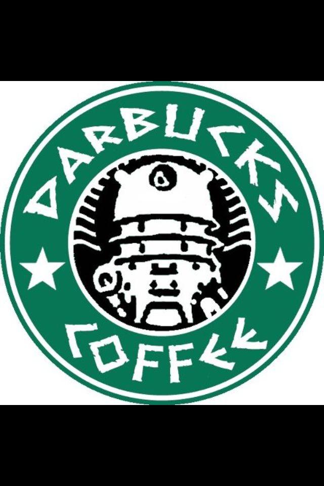 Darbucks coffee...