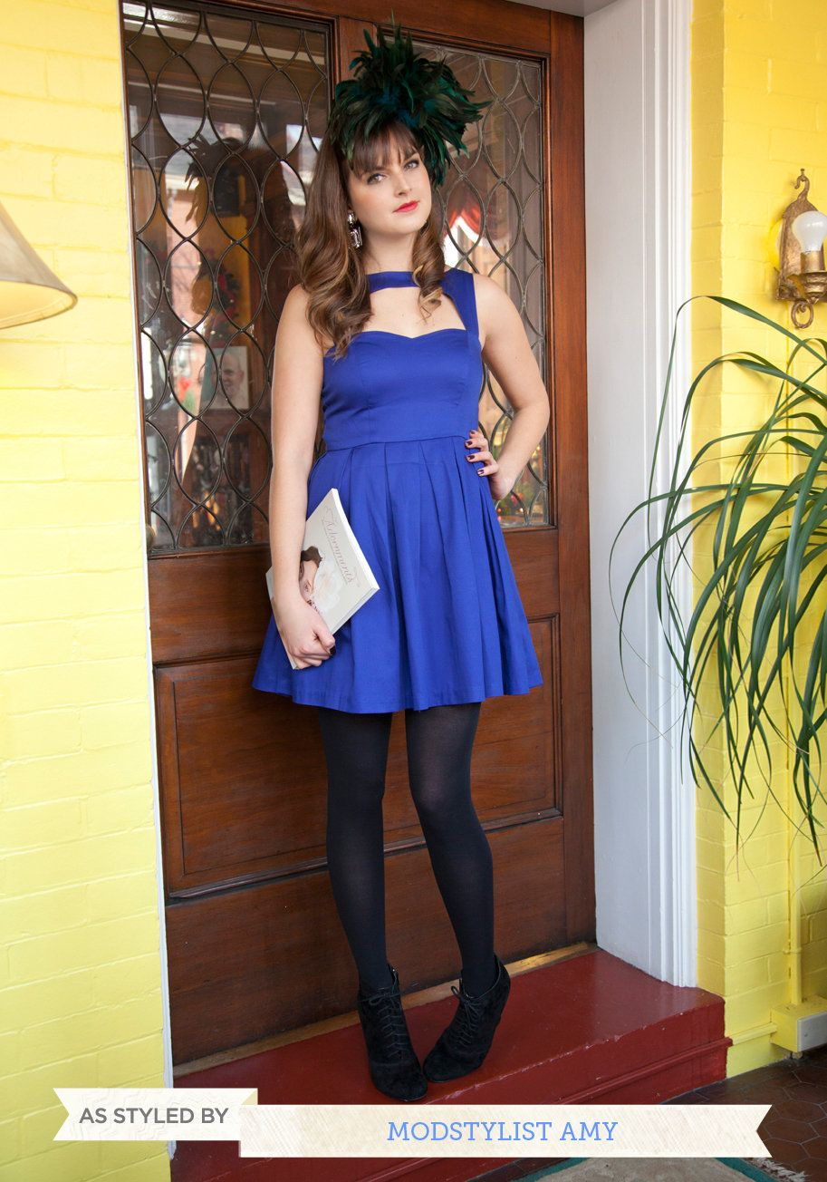 this look from the modcloth style gallery cutest community ever