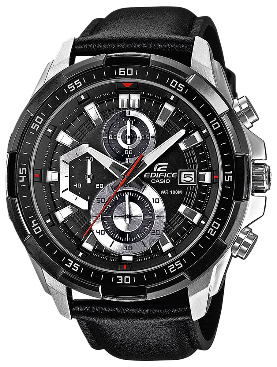 5389d005c632 Buy Casio EFR-539L-1AVUEF Edifice Chrono Mens Watch from uhrcenter Watch  Shop. ✓Official Casio Stockist!