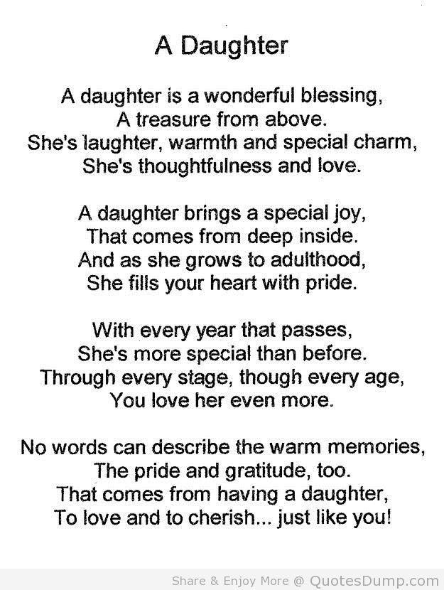 Daughter Quotes 101 Quotes