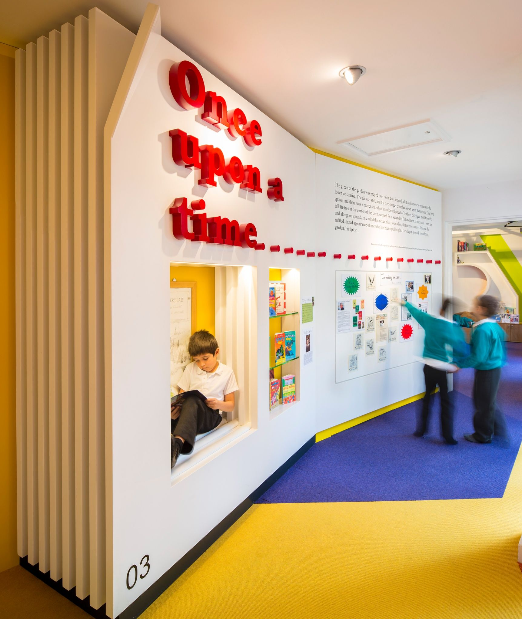 Inspirational school libraries from around the world – gallery #lifestories
