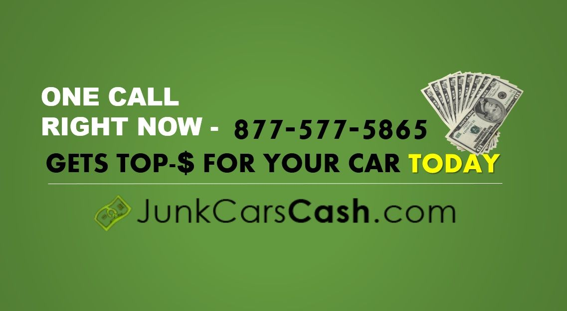 Give us the lowdown on your old #junk #car to receive an offer ...