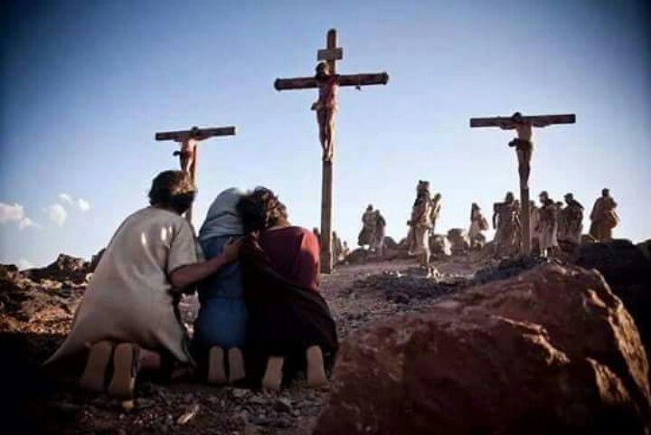 Jesus on the Cross!