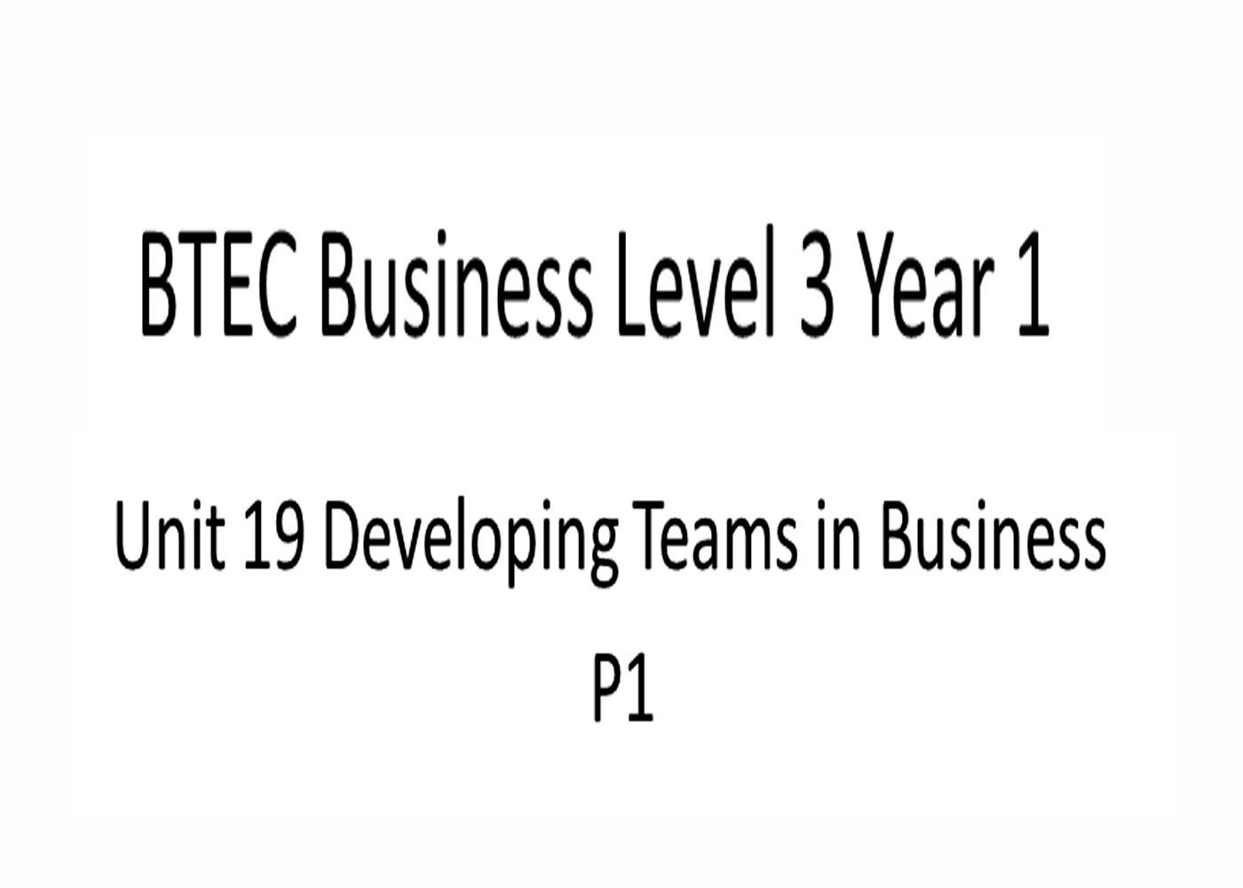 btec business level 3 unit 3 Read this essay on btec business level 3 unit 3 come browse our large digital warehouse of free sample essays get the knowledge you need in order to pass your classes and more.