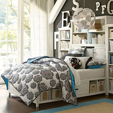 teen bedding and room Work-YOUTH Pinterest Teen, Room and Bedrooms - Teen Room Decorating Ideas