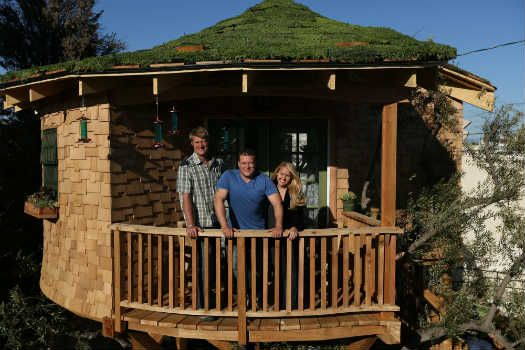 treehouse masters a little bit of ireland comes to california