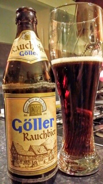 Brauerei Göller Raunchbier. Watch the video beer review here…