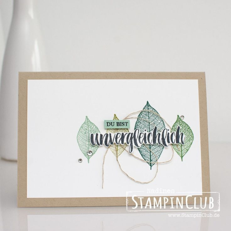 Stampin' Up! StampinClub Kraft der Natur Rooted in Nature  2019  Stampin' Up! StampinClub Kraft der Natur Rooted in Nature  The post Stampin' Up! StampinClub Kraft der Natur Rooted in Nature  2019 appeared first on Paper ideas. #stampin#39;up!cards