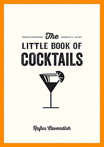 Book The Little Book Of Cocktails Little Books Cocktails Classic Food