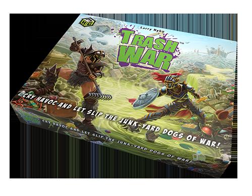 Trash War Card Game Giveaway War card game, Card games