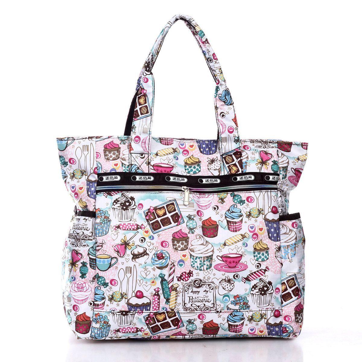 Women Handbag Fashion Bolsos Mujer Lesport Style Big Messenger Bags Sac Mummy Bag Ladies Tote Bag Female Summer Beach Bag N80-2