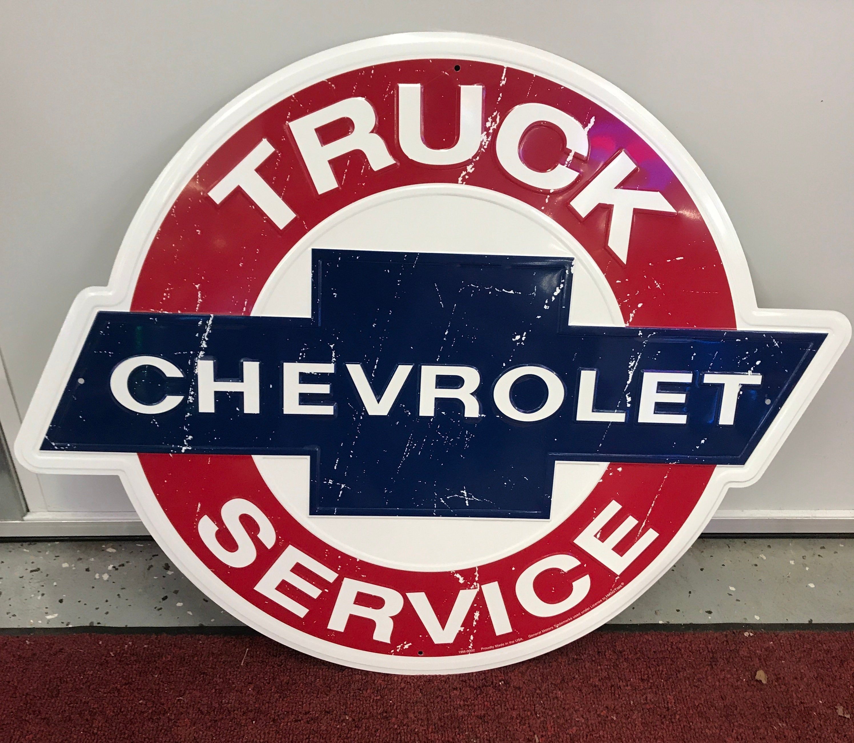 Chevy Gifts Chevrolet Truck Signs Chevy Sign Chevy Trucks
