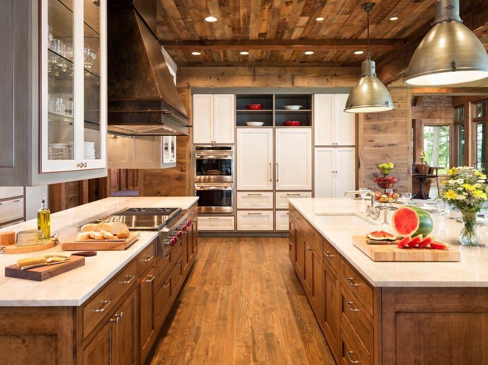 Cozinhas planejadas rusticas