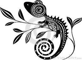 Resultado de imagen para dibujo de lagarto