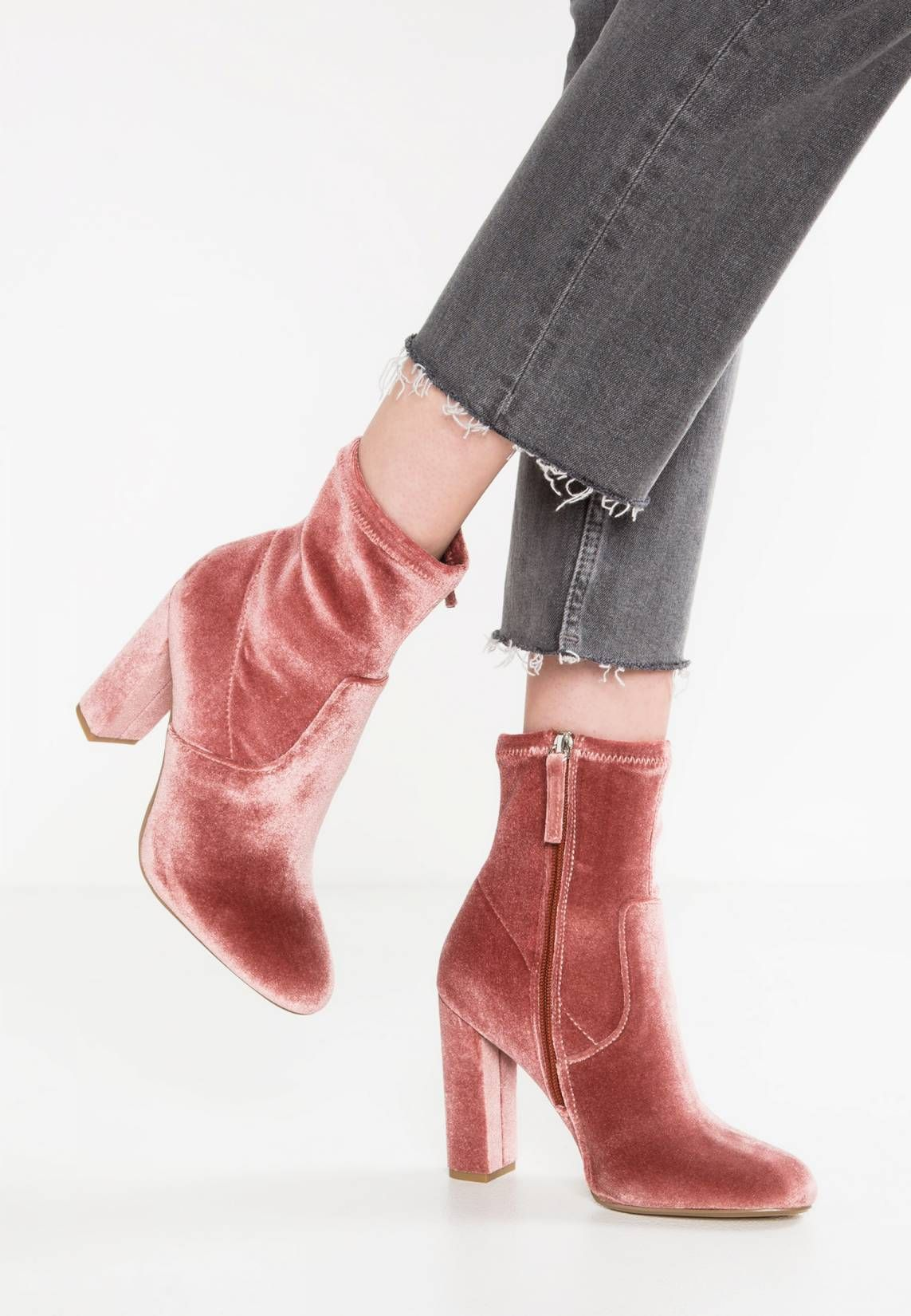 EDITT - High heeled ankle boots - rose @ Zalando.co.uk  <div class=