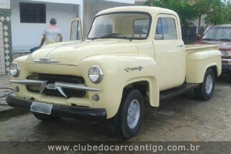 Chevrolet Brasil 3100 1962 Creme Carros E Caminhoes Caminhonetes Antigas Fotos De Carros Antigos
