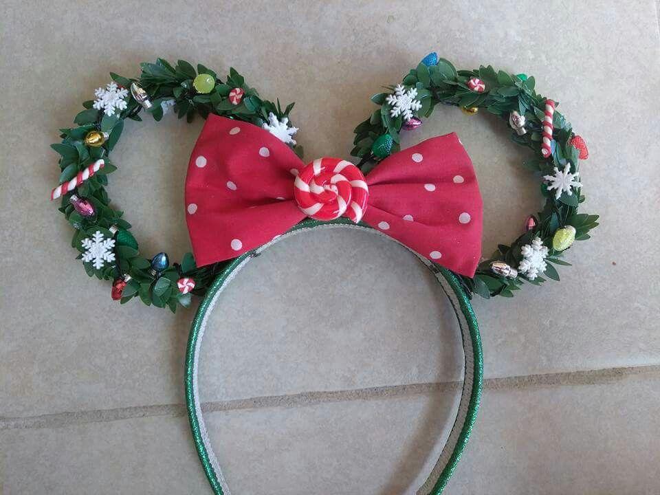 christmas ears - Disney Christmas Ears
