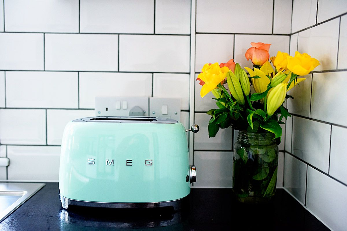 SMEG kitchen accessories love! :) Love our mint toaster. | Keep It ...
