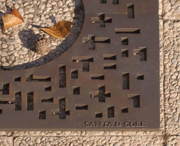 Santa & Cole - Piet Mondrian (Tree grids)