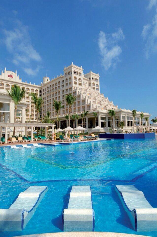 Hotel Riu Palace Pacifico Nuevo Vallarta Mexico